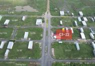 Bán nền khu dân cư Đông Phú, lô C3 - 22, DT: 100m2, giá 525 triệu