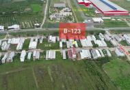 Bán nền khu dân cư Đông Phú lô B - 123, DT: 100m2, giá 800 triệu