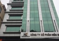 Cho thuê văn phòng tòa nhà nhà mặt phố số 57 Trần Quốc Toản, Hoàn Kiếm.