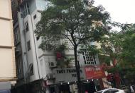 Bán nhà mặt phố Lý Nam Đế, diện tích 34.8m2 x 5 tầng, khu trung tâm kinh doanh tốt