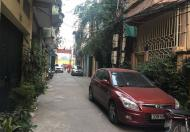 Cho thuê nhà trong ngõ Yên Hoà, 65m2, 5 tầng, giá 27 triệu/tháng
