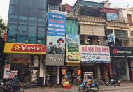 Ngã tư kinh doanh đỉnh, vỉa hè to, ô tô dừng đỗ thoải mái Trương Định, 9.6 tỷ