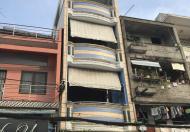 Bán nhà mặt tiền Ngô Quyền, Quận 10, DT: 5x10m 2 lầu sân thượng