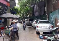 Đất mặt ngõ ô tô 176m2 mặt tiền 10m Đào Tấn, Kim Mã, Ngọc Khánh, Ba Đình Xíu 19 tỷ