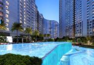 Bán căn hộ 2 phòng ngủ, diện tích trên 73m2, mặt tiền đường Cộng Hòa, giá chỉ 2 tỷ 570 tr