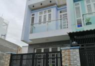 Bán nhà hẻm 156 An Dương Vương, Q. Bình Tân, DT 4x14m, giá 4.3 tỷ còn TL