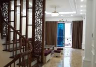 Tôi chính chủ bán nhà Linh Lang, Phan Kế Bính, Bưởi, Ba Đình DT 56m2 x 5T, nhà cực đẹp, giá 6,65 tỷ