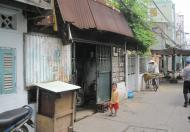 Đất có nhà nát hẻm xe hơi quay đầu Phan Đăng Lưu, P3, 4x21m vuông vức