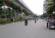 Bán đất DT 30M2, sổ đỏ chính chủ giá cực rẻ phố Yên Lãng, 2,4 tỷ