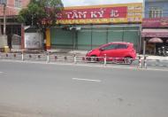 Cho thuê nhà mặt tiền Tây Thạnh, Q. Tân Phú, DT: 8x25m, trệt trống suốt. Giá: 50tr/th