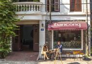 Bán nhà mặt phố Hồ Tây, P. Quảng An, Tây Hồ, 500tr/m2, 0906987975