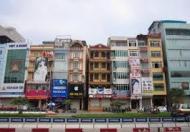 Bán nhà mặt phố Trần Khát Chân, Hai Bà Trưng, 55m2, 5 tầng, 4,5m MT, tòa nhà siêu đẹp