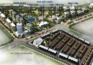 Khu đô thị chuẩn mực Singapore VSIP Bắc Ninh, bán nhanh nhà phố thương mại kinh doanh