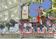 Bán 2 suất ngoại giao view cực đẹp tầng 16 tòa N01-T8 Ngoại Giao Đoàn. Giá cực rẻ 32,5 tr/m2