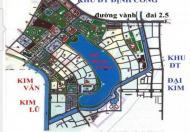 Bán đất nền khu tại Định Công ,nằm trên đường Vành Đai 2.5