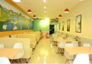 Cho thuê nhà làm nhà hàng mặt phố Đào Tấn: 75m2, 4 tầng