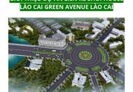 Nhà phố kinh doanh mặt đường Trần Hưng Đạo khu thương mại ngã 6 Lào Cai