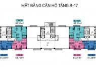 Thông tin mới nhất về chung cư C1 Thành Công - Ba Đình, giá chỉ từ 39 tr/m2, tặng 01 chỉ vàng
