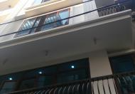 Cho thuê nhà mặt ngõ Lê Trọng Tấn, DT 60m2 x 6 tầng, mặt ngoài ốp kinh hiện đại, ngõ rộng 3m