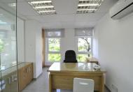 Cho thuê văn phòng tầng 4 tòa nhà Tô Hiến Thành, giá: 25 tr/th, LH: 0986.688.955 - 0941.183.118