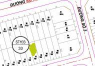 Cần bán lô đất đẹp KĐT Lê Hồng Phong 2, giá tốt cho khách mua ở