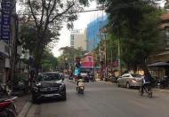 Bán nhà mặt phố Hàm Long, gần phố Huế, DT 55m2, 8 tầng, giá 35 tỷ