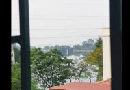 1.4 tỷ, nhà phố Ba Đình, sổ đỏ, view hồ, 4T x 14m2