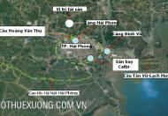 Bán kho, nhà xưởng tại KCN Vsip, Thủy Nguyên, Hải Phòng, diện tích 11995m2, giá 90 tỷ