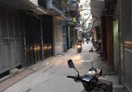 Chính chủ cần bán nhà ở Đê Tô Hoàng 38m2, 3 tầng, mặt tiền 3,4m, 4,3 tỷ Hai Bà Trưng