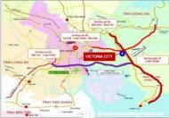 Cần bán nhanh 1 nền đất dự án KDC An Thuận- Victoria, Long Thành, Đồng Nai, miễn trung gian