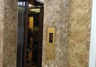 Vạn Bảo, cho thuê doanh thu 70 tr/th, 10.8 tỷ, 110m2, 7 tầng, thang máy xịn