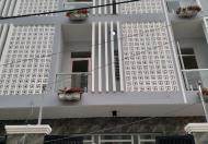 Bán nhà gấp 4 x 12m, xây mới 2 lầu sổ hồng vô ở ngay tại Phước Kiển, ngay cầu Ông Bốn