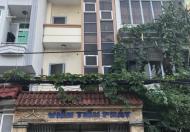 Bán nhà HXH Trương Định, phường 6, Q 3, DT: 4.5*25m, nở hậu 4.8m, trệt 3 lầu mới, giá 23,5 tỷ
