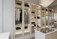 Cho thuê căn hộ D'. Le Roi Soleil 59 Xuân Diệu, DT 105m2, 3PN nội thất cao cấp, với giá 30 tr/th
