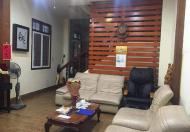 Phố VIP Ba Đình – Trần Phú, DT: 50m2, 5 tầng, nhà đẹp lung linh, ô tô đỗ sát nhà