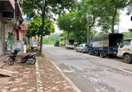 Bán nhà mặt phố lô góc - mặt tiền khủng Hoàng Quốc Việt 8,8 tỷ