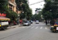 Lô đất mặt phố Phan Kế Bình, Ba Đình, 41 m2, 11.6 tỷ, vỉa hè rộng, kinh doanh, ô tô tránh