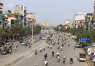 Bán nhà mặt phố Trần Khát Chân kéo dài,136m2 giá 17 tỷ