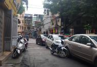 Bán đất mặt ngõ phố Hồng Mai, 93m2, MT 4m, 3.8 tỷ, cách phố 20m, có quy hoạch ra mặt đường