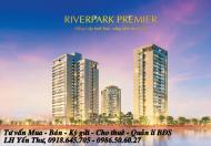 Bán căn hộ Riverpark Premier Quận 7 block B mới nhận nhà bán giá gốc