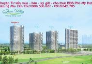 Bán căn hộ Green Valley quận 7 Đại lộ Tôn Dật Tiên, Phường Tân Phú