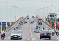 Đất Làng Nha, Long Biên, 2 mặt thoáng ngay chân cầu Vĩnh Tuy, chỉ 1,3 tỷ. LH: 0974520796