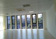 Cho thuê sàn văn phòng tại 92 Trần Thái Tông, DT 200m2, thang máy