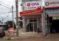 Bán gấp nhà hai mặt tiền đường nhựa 36m, ngay chợ Đồng Phú, đang cho thuê giá 10tr/th