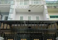 Nhà ngã 4 An Dương Vương và Võ Văn Kiệt, Quận 8. Giá 4.55 tỷ