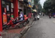 Mặt phố Nguyễn Cao, DT 50m2, mặt tiền 4m, vỉa hè rộng, kinh doanh đỉnh, giá 12 tỷ, LH 0962196211