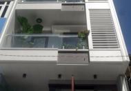 Nhà hẻm 8m, Nguyễn Thiện Thuật, xây 4 tầng siêu đẹp, 9.5 tỷ