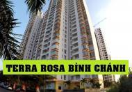 Cho thuê CH Terra Rosa, Khang Nam, Bình Chánh, DT 80m2, 2 phòng ngủ, 6 tr/th, có nội thất