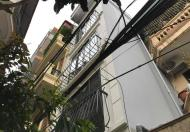 Nhà mới ngõ Lê Trọng Tấn, DT 46m2 x 5 tầng, mặt tiền 3.3m, hướng Tây Bắc