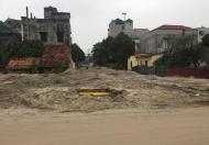 Bán đất KĐT 31ha, Gia Lâm, DT 79.1m2, MT 5.03m, 2 mặt đường trước sau